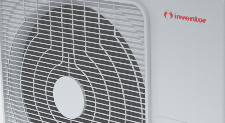 Why should I choose heat pump with built-in hydro unit?