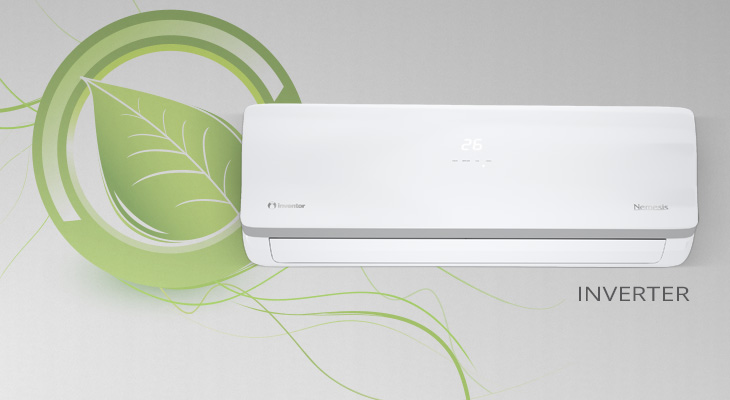 Why should I choose a DC Inverter air conditioning unit?