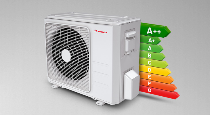 Energy classification of A/C units in a certain energy class (A, B, C etc). How the air conditioning units are being classified?