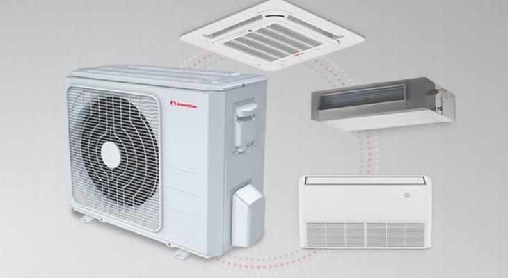 Στα multi split συστήματα κλιματισμού, οι εσωτερικές μονάδες θα πρέπει να είναι ίδιες;