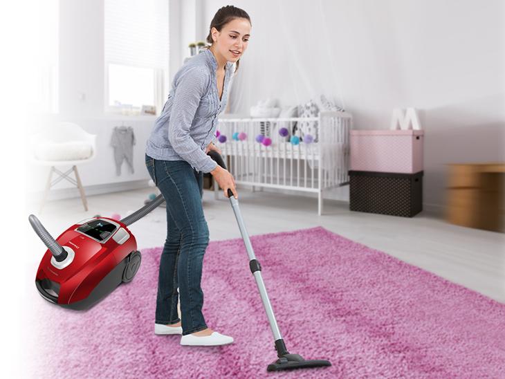 Μοναδικά αποτελέσματα καθαριότητας στο σπίτι σας!