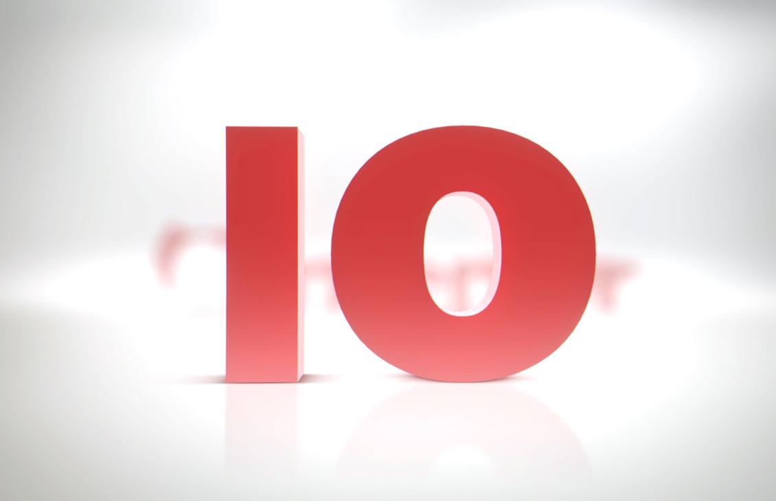 10 Χρόνια Εγγύηση
