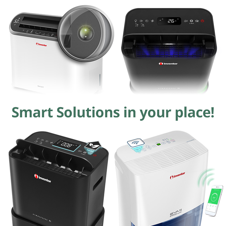 Benefit from smart solutions in your place!