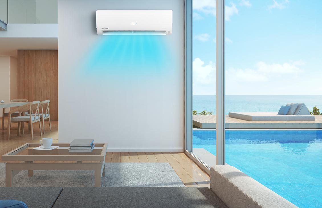 Τα κλιματιστικά Inventor δεν αφήνουν τη ζέστη να κλέψει την απόλαυση του καλοκαιριού!