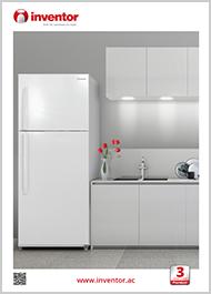Μονόφυλλο Δίπορτου Ψυγείου 371L