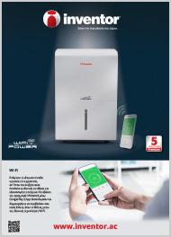 Μονόφυλλο Αφυγραντήρα Power Wi-Fi