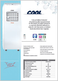 Aer conditionat mobil Cool