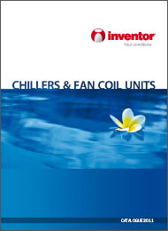 Chillers & Fan coil units