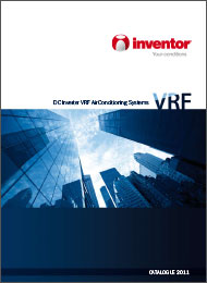 DC Inverter VRF Air Conditioning Systems