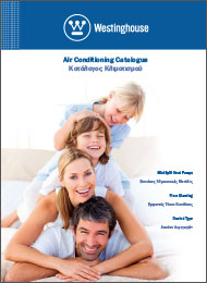 Westinghouse  Air Conditioning Catalogue