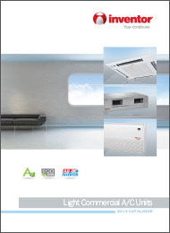 Light Comercial Air Conditioners