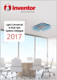 Multi & Light Commercial Air Conditioning Systems