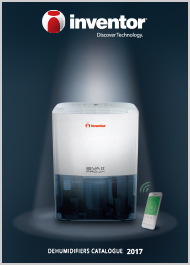Dehumidifiers Catalogue 2017