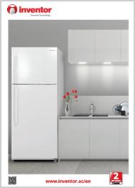 Leaflet - Double Door Refrigerator 371Lt