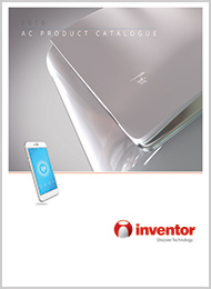 Air conditioners catalogue 2016