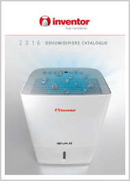 Dehumidifiers catalogue 2016